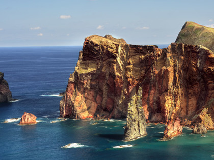 East-coast-of-Madeira-island--Ponta-de-Sao-Lourenco