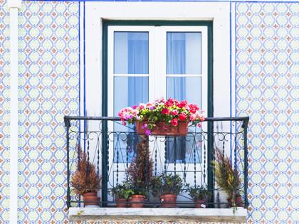 Finestra Lisbona