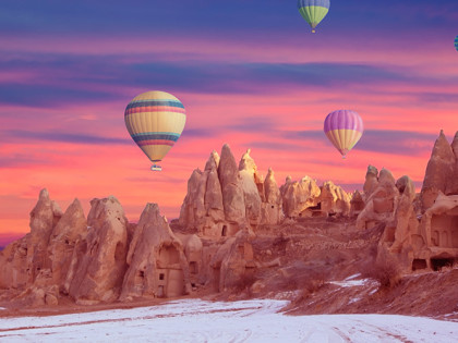 Hot-air-Balloons-at-Cappadocia-1