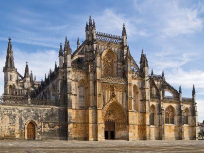 Batalha Santa Maria da Vitoria Dominican abbey