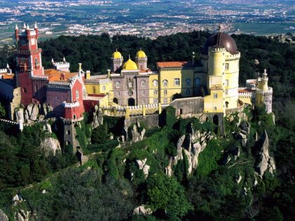 Penha Palace in Sintra