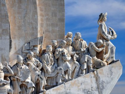 monument to the discoveries Lisbon (2)