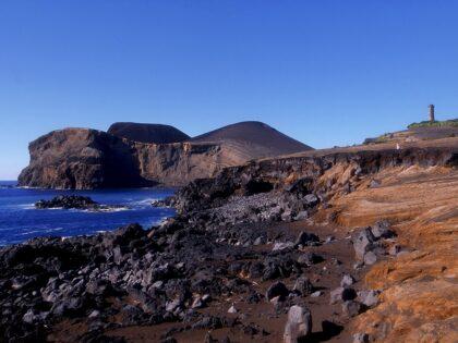 Capelinhos volcano, Faial island