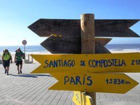 Il cammino portoghese di Santiago – Costiero